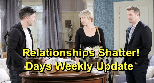 Days of Our Lives Spoilers: Week of May 6 Update – Holly's Death Drama - Relationships Explode, Hearts Shatter