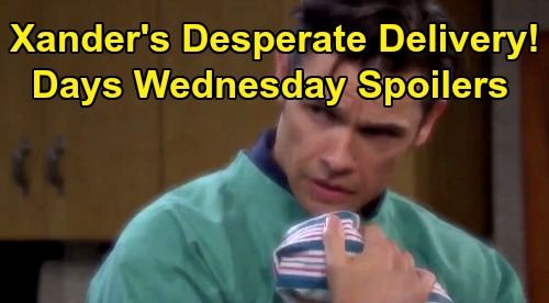Days of Our Lives Spoilers: Wednesday, January 22 – Deadly Maggie Twist Revealed – Xander Delivers Sarah's Baby – Justin Devastated