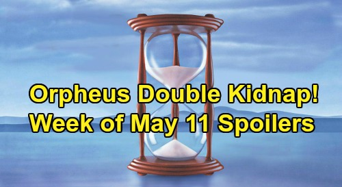 Days of Our Lives Spoilers: Week of May 11 – Two Orpheus Kidnappings – Sarah Returns Rachel - Abigail Attacks Kate