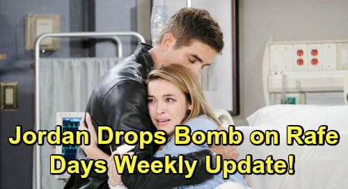 Days of Our Lives Spoilers: Week of March 25 Update – Vicious Attacks, Blackmail Bombs and a Dangerous Curse