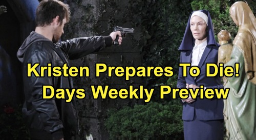 Days of Our Lives Spoilers: Week of December 9 Preview - Eli Demands Answers From Lani - JJ's Prepared To Kill Kristen