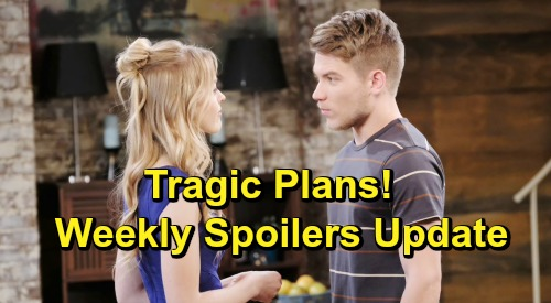 Days of Our Lives Spoilers: Week of June 17 Update – Tragic Plans, Funeral Heartbreak and Growing Suspicions
