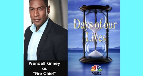 Days of Our Lives Spoilers: Fire Tragedy Strikes Salem, Deadly Danger Ahead – Wendell Kinney Cast as Fire Chief