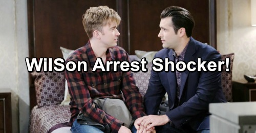 Days of Our Lives Spoilers: Will and Sonny Arrested - Leo's Retaliation Brings Legal Drama – Eli Demands the Truth