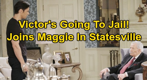 Days of Our Lives Spoilers: Will Victor Joins Maggie In Prison - Jail Time For Baby Swap Crimes?