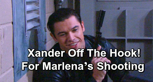 Days of Our Lives Spoilers: Xander Off The Hook For Marlena's Shooting - See Shocking Reason Why