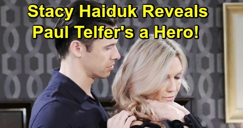 Days of Our Lives Spoilers: Stacy Haiduk Reveals Kristen DiMera Return Secrets – Shares Why Paul Telfer Is Her Hero