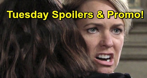 Days of Our Lives Spoilers: Tuesday, April 30 – Nicole Freaks Over Holly's Kidnapping, Explodes at Chloe – Ted's Hidden Motives Revealed