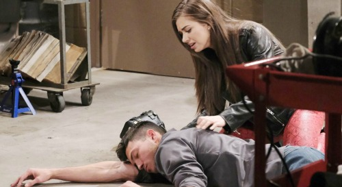 Days of Our Lives Spoilers: Thursday, May 7 Update – Ciara's Injured Ben Horror - Kayla's Jealousy of Hope and Steve