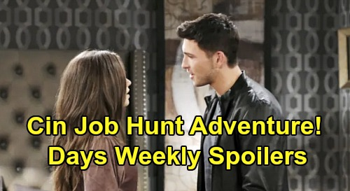 Days of Our Lives Spoilers: Week of April 6 – Eric's Heartbreaking Goodbye to Mickey – Ciara & Ben's Job Hunt Adventure