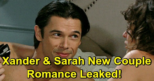 Days of Our Lives Spoilers: Sarah and Xander Romance Leaked - Can Xander Be Redeemed?
