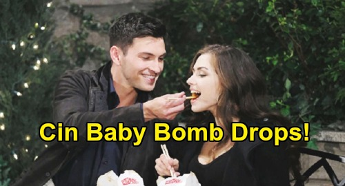 Days of Our Lives Spoilers: What's Next for Ben and Ciara Revealed – Cin Baby Bomb Ready to Drop?