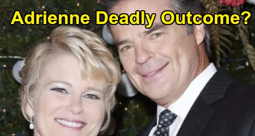 Days of Our Lives Spoilers: Deadly Drama Looms for Justin and Adrienne – Marriage Proposal Calm Before the Storm