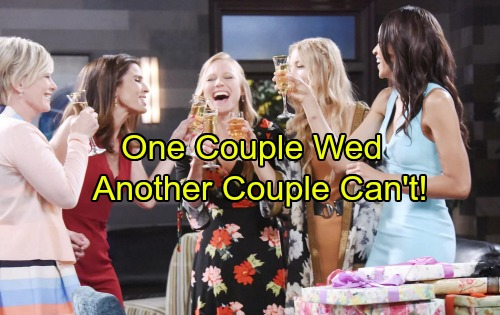 Days of Our Lives Spoilers: Abigail and Chabby Wed But Paulson Faces a Legal Issue - Forbidden To Marry