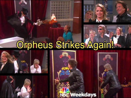 'Days of Our Lives' Spoilers: Orpheus Takes Marlena and Kayla Hostage - Rescue Mission Begins – John's Tragic Exit