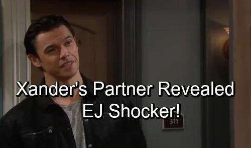 Days of Our Lives Spoilers: Xander's Shocking Partner in Crime Revealed – EJ Tied to Startling Scheme?