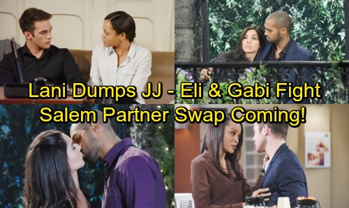 Days of Our Lives Spoilers: Lani Dumps JJ, Gabi and Eli's Romance Explodes – Partner Swap Brewing in Salem