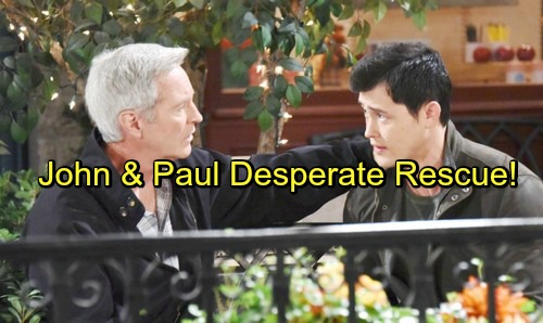 Days of Our Lives Spoilers: Dangerous Rescue Mission Ahead – John and Paul Rush to Save Chloe In Mexico