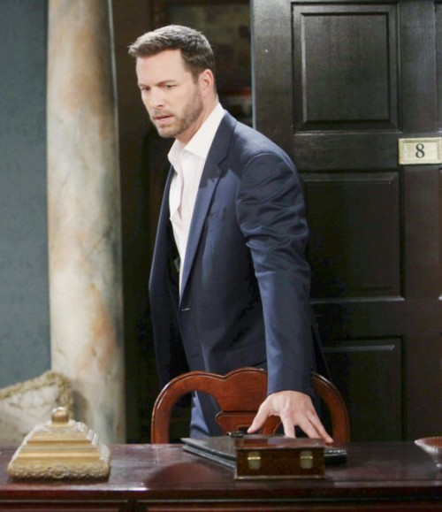 Days of Our Lives Spoilers: Tuesday, December 5 - Tate's Kidnapping – Rafe Hides Hookup – Will Gets Stunning News
