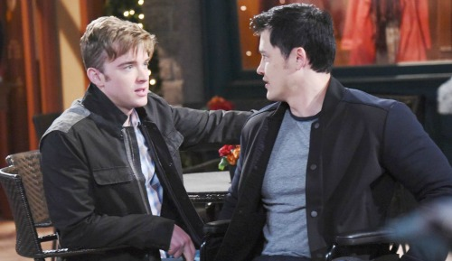 Days of Our Lives Spoilers: Paul Confronts Will - The Truth About Love For Sonny Comes Out