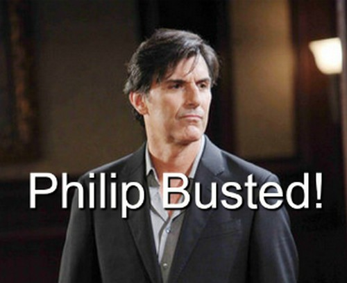 Days of Our Lives (DOOL) Spoilers: Deimos Sets Trap, Philip Caught – Victor Rips Into Philip for Disloyalty, Bond Broken