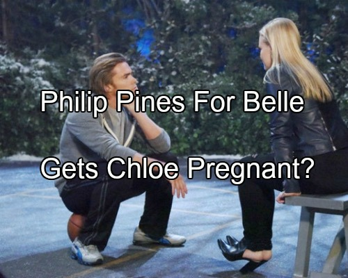 'Days of Our Lives' Spoilers: Philip Drowns Sorrows, Plants Drunken Kiss on Belle – Chloe Provides Sexy Distraction