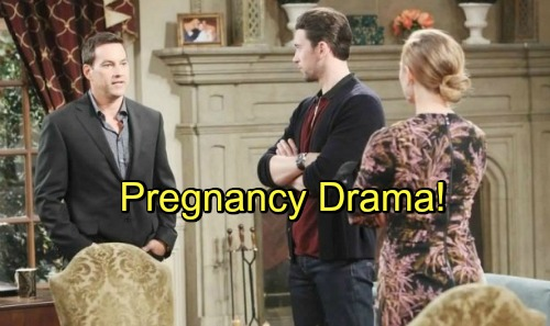 Days of Our Lives Spoilers: Chad Warns Stefan to Steer Clear of Abigail – Pregnancy News Gives Stefan Hope