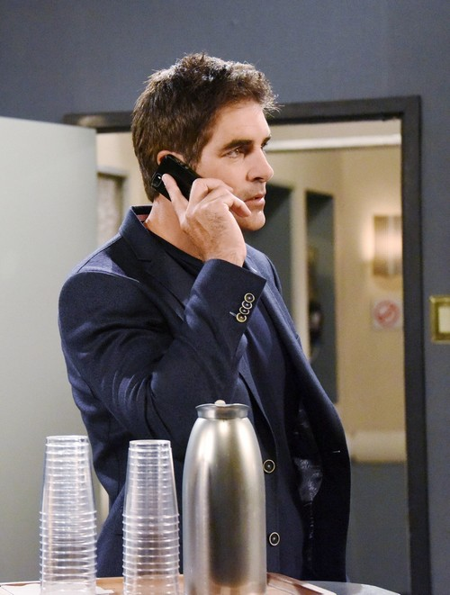 While Rafe heads to Prague on a mission to find Stefano