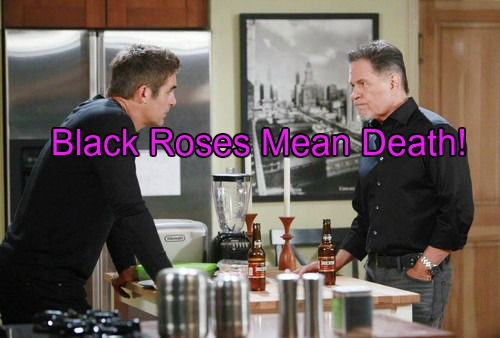 Days of Our Lives (DOOL) Spoilers: Black Roses of Death Warn Hernandez Family of Danger