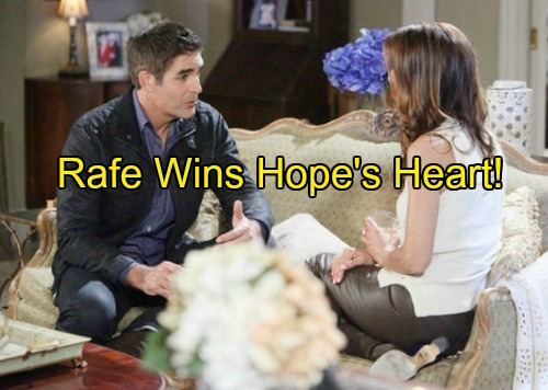 'Days of Our Lives' Spoilers: Rafe Tries To Win Hope's Heart For Good, Mama Hernandez Not on Board