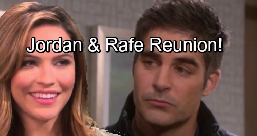 Days of Our Lives Spoilers: Jordan Heads Back to Salem – Timing Perfect for Steamy Rafe Reunion?