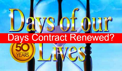 'Days of Our Lives' Spoilers: DOOL Contract Talks Promising - NBC 'Days' Renewal Agreement Close - Fans Rejoice!