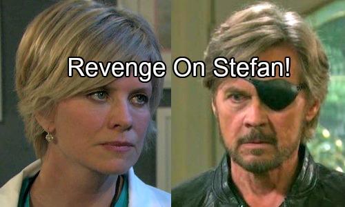 Days of Our Lives Spoilers: Shocked Steve Learns Kayla's Secret - Vows Revenge on Stefan
