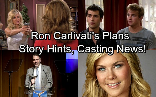 Days of Our Lives Spoilers: Ron Carlivati Reveals Storyline Hints and Casting News – First Episode Airdate