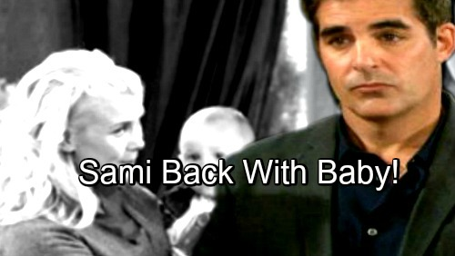 Days of Our Lives Spoilers: Rafe Stunned by Sami's Baby Bomb – Gets Fatherhood Wish, But It Comes With Relationship Chaos