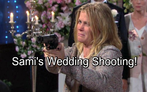 Days of Our Lives Spoilers: Drunk and Disheveled Sami Ruins 'Jarlena' Wedding – Brings Deadly Danger as Secrets Unravel