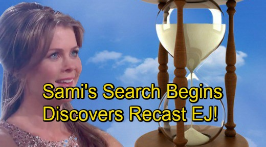 Days of Our Lives Spoilers: EJ Search Leads to Recast Discovery and Stunning Sami Reunion?