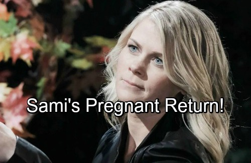 Days of Our Lives Spoilers: Sami Pregnancy Shocker – JJ's Hint Destroys Reunion for Rafe and Hope