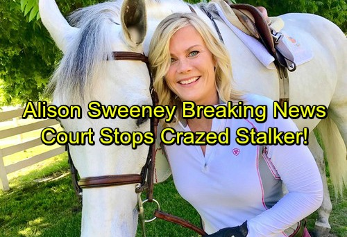Days of Our Lives Spoilers: Alison Sweeney Restraining Order Against Crazed Social Media Troll – Shocking Threat Details