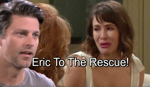 Days of Our Lives Spoilers: Eric Steps Up After Rex's Desperate Plan Ends in Disaster - Sarah Needs The Better Brady Brother