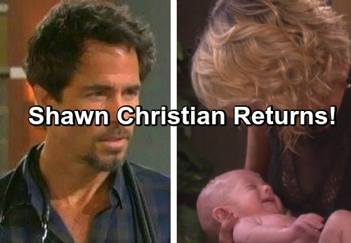 Days of Our Lives Spoilers: Shawn Christian Returns To DOOL – Nicole Sees Daniel for Holly Reveal, Family Reunion
