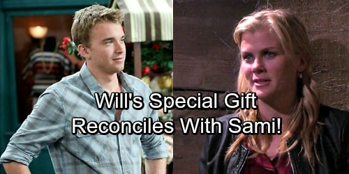 Days of Our Lives Spoilers: Will Stuns His Mom with Wonderful Gift – Grateful Sami Says a Heartfelt Goodbye