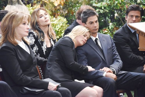 Days of Our Lives (DOOL) Spoilers: Will Sami Learn EJ's Alive - Andre Causes Chaos at Pub Reception After Will's Funeral