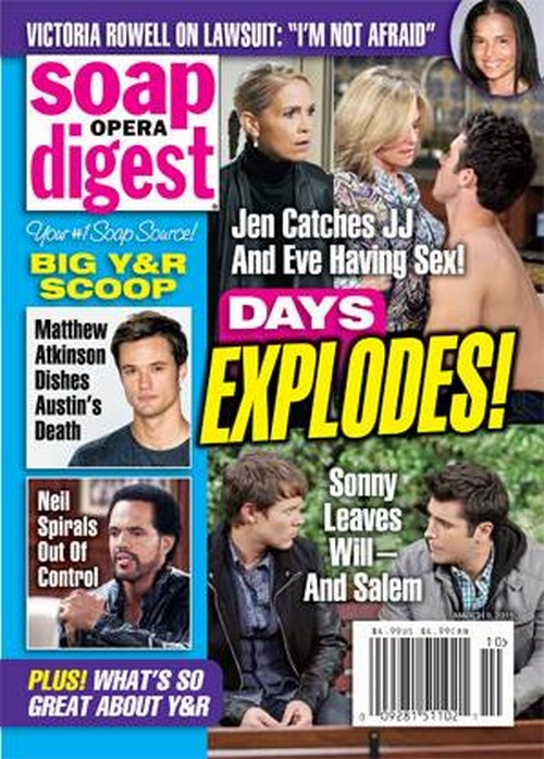 'Days of Our Lives' Spoilers: Marriage to Will Destroyed, Sonny Leaves Salem – 'WilSon' Breakup Hurts 'DOOL' Ratings?