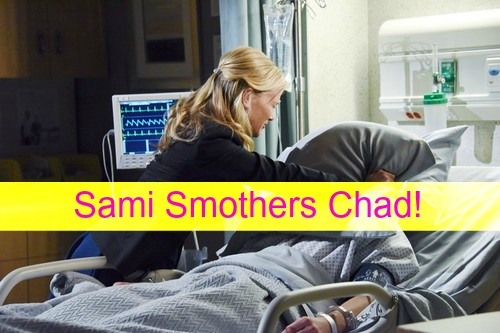 Days of Our Lives (DOOL) Spoilers: Sami Attempts To Murder Chad - Misguided Revenge for Will's Death