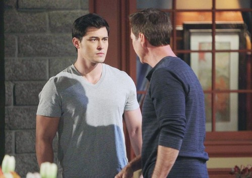'Days of Our Lives' Spoilers: John Finds Paul – Hope and Aiden at Odds – Ben's Case Goes South – Brady Confronts Kristen