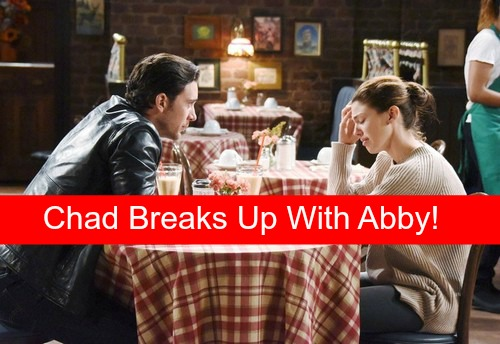 Days of Our Lives (DOOL) Spoilers: Chad Breaks Abigail's Heart – Evil Andre Plays Mind Games, Forces Chad to Seduce Belle