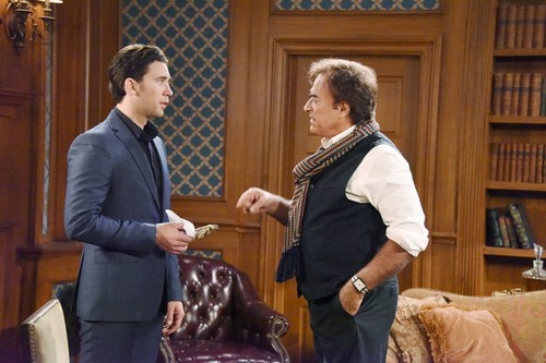 Days of Our Lives Spoilers: Chad Explodes at Andre – Abigail and Gabi Face Off – Sparks Fly for Paul and Sonny