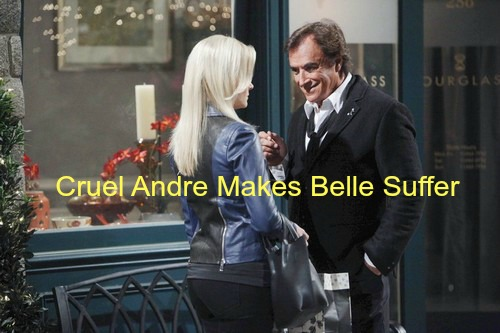 Days of Our Lives (DOOL) Spoilers: Andre's Cruel Devious Plan Unfolds, Belle Suffers For Sami – Teen Scene Romance Blooms