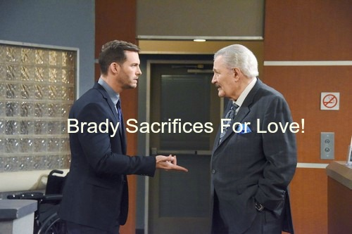 Days of Our Lives (DOOL) Spoilers: Brady Sacrifices Everything For Theresa - Driven Out by Victor's Harsh Ultimatum